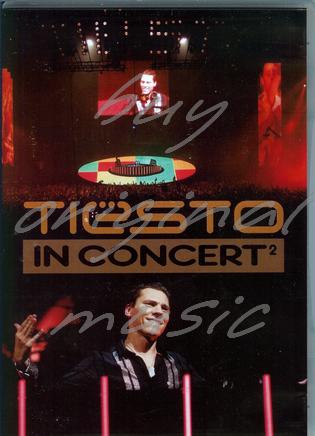 Dj Tiesto – Tiesto In Concert 2