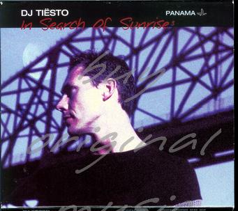 Dj Tiesto – In Search Of Sunrise 3: Panama