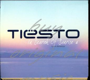 Dj Tiesto – In Search Of Sunrise 4: Latin America