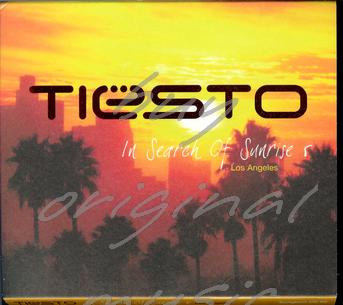 Dj Tiesto – In Search Of Sunrise 5: Los Angeles
