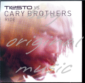 Cary Brothers – Ride (Tiesto Remix)(Maelstrom Records)