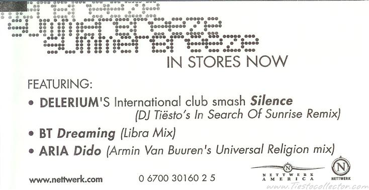 Dj Tiesto – Summerbreeze – Sticker