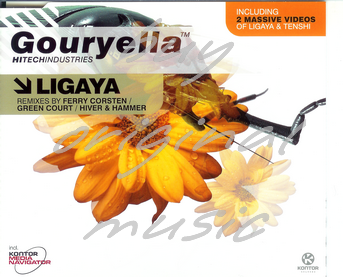 Gouryella – Ligaya (Kontor Records)