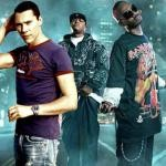 Tiesto working on the new Three 6 Mafia album