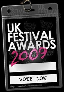Vote for Tiësto in the UK Festival Awards