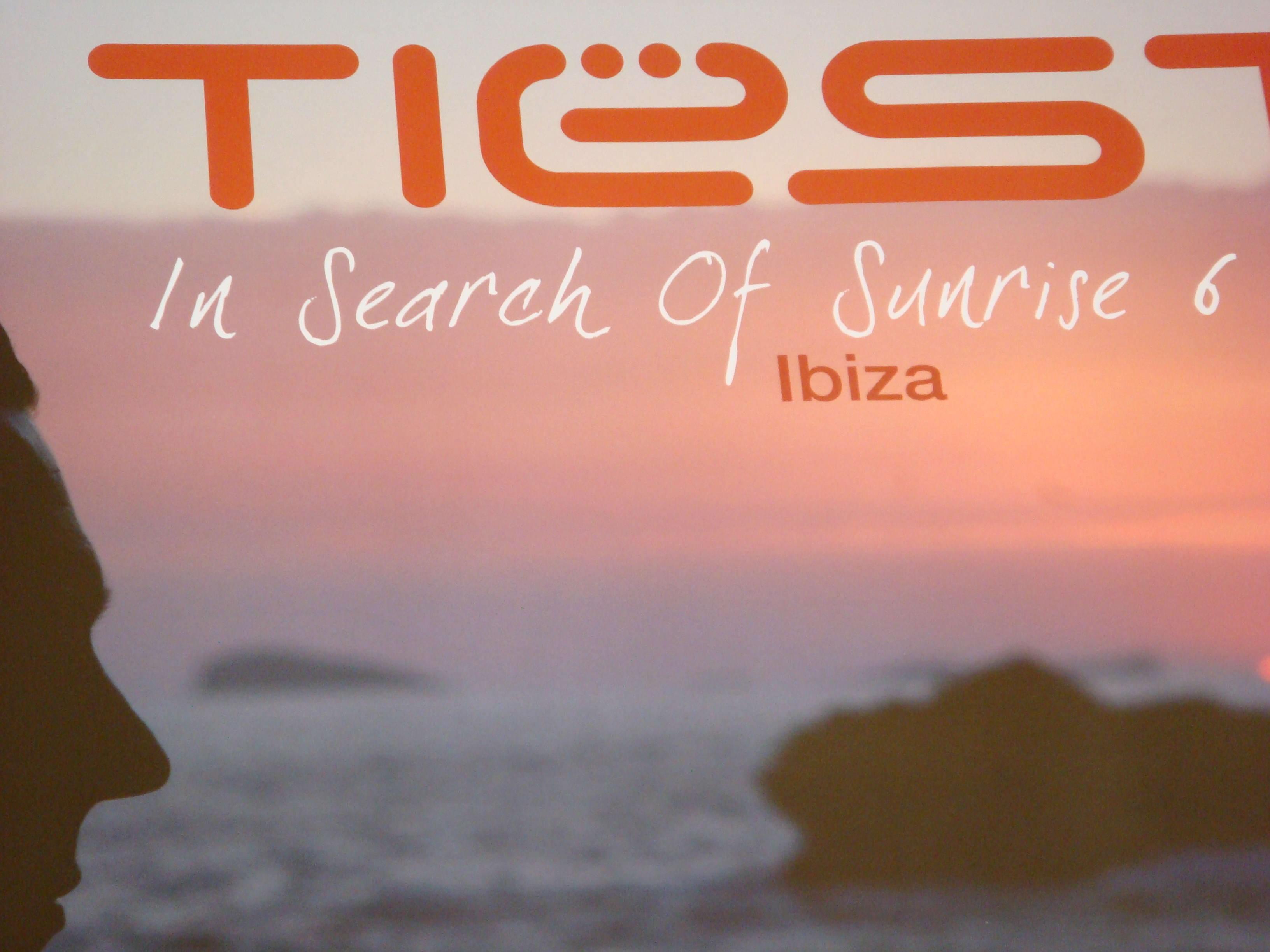 Dj Tiesto In Search Of Sunrise 6 Release Poster