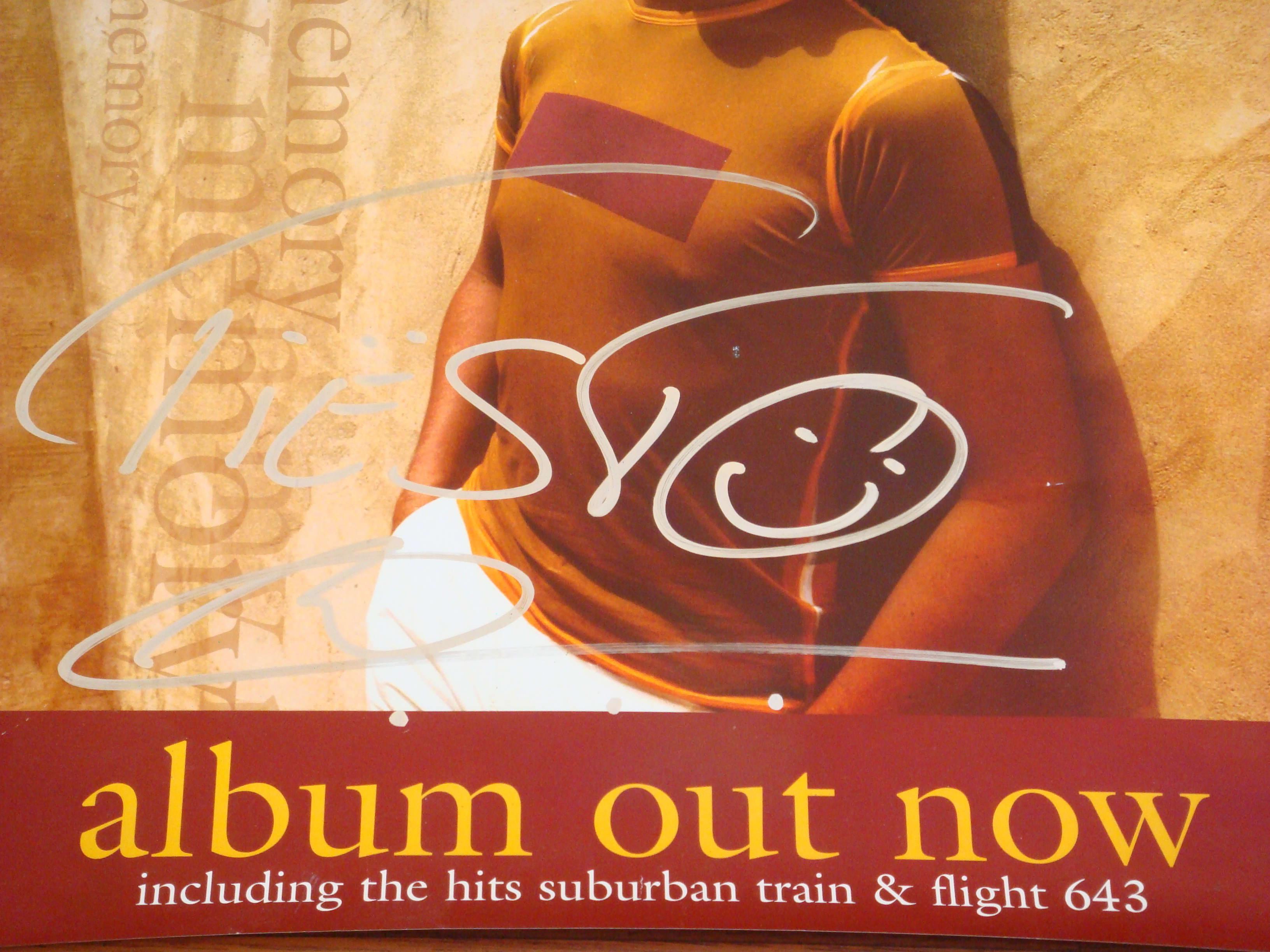 Dj Tiesto In My Memory Release Poster