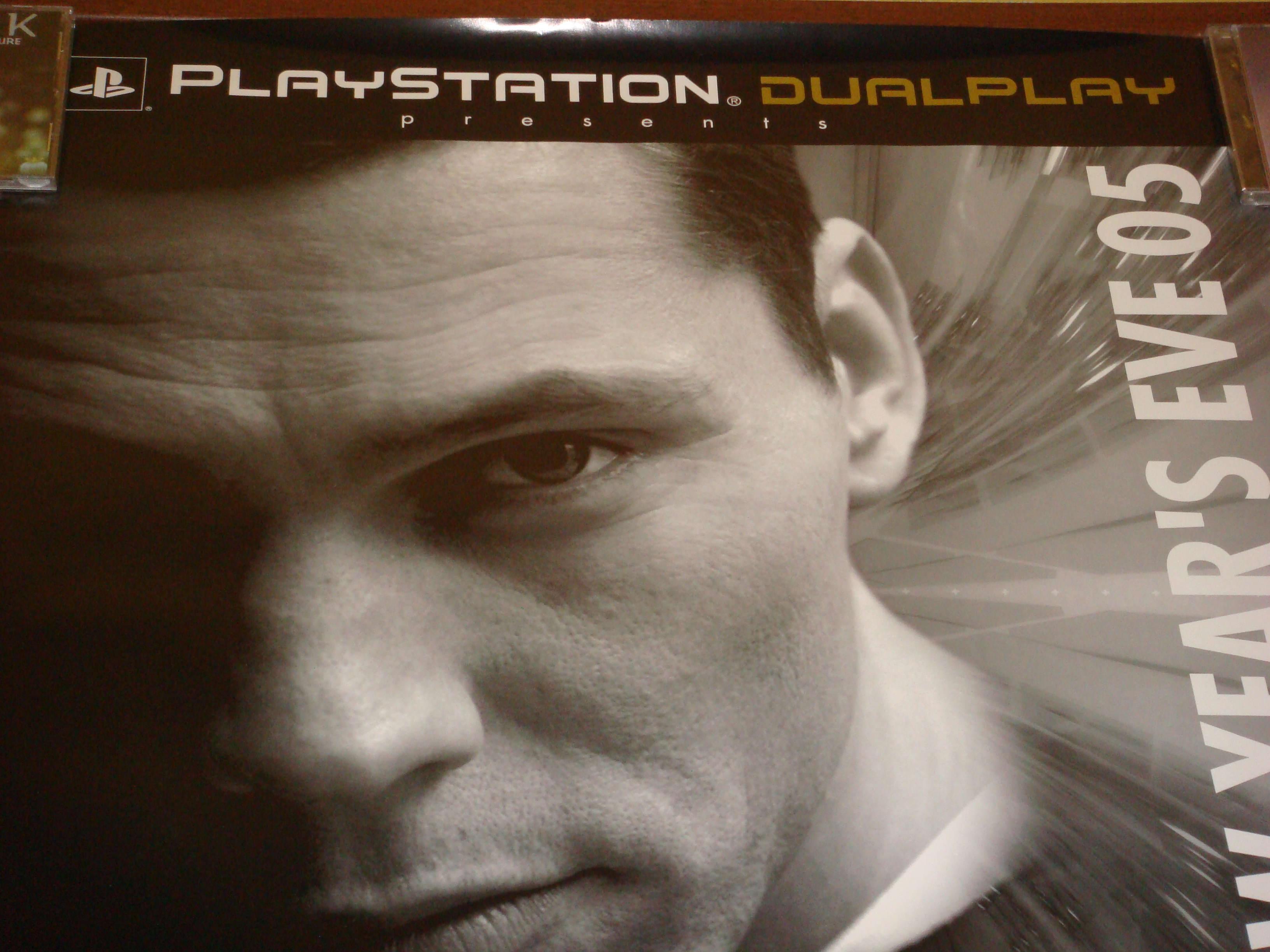 Dj Tiesto Live at Palladium Hollywood 31 December 2005 Poster