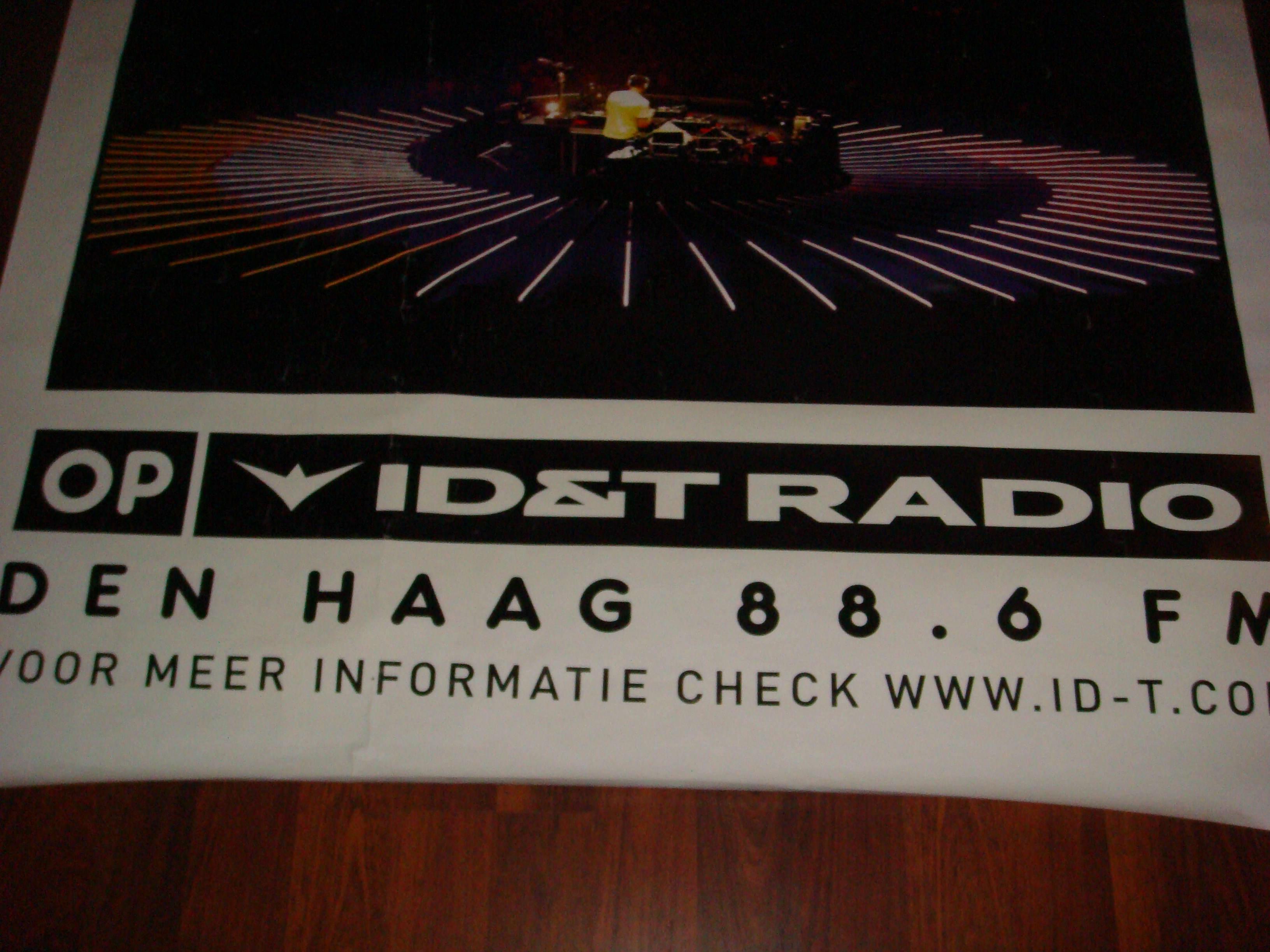 Dj Tiesto In Concert 2004 Poster 2