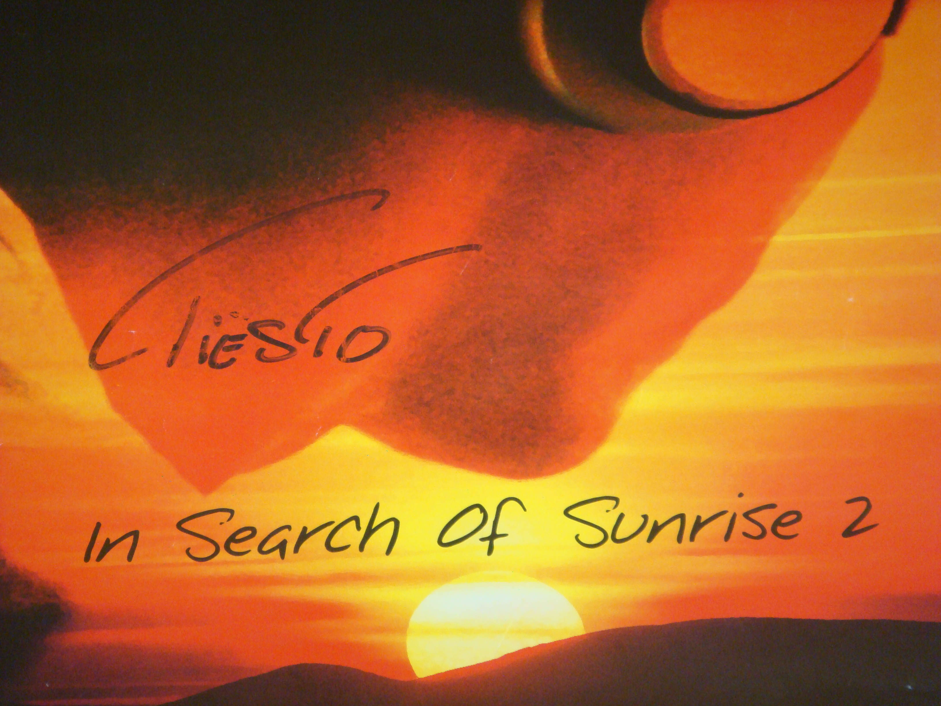 In Search Of Sunrise 2 Release Poster
