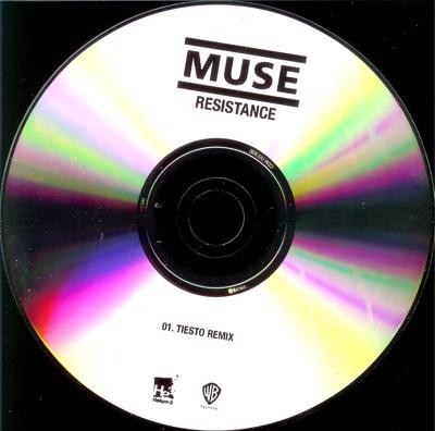 Muse – Resistance (Tiesto Remix)