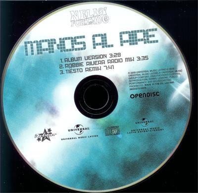 Nelly Furtado – Manos Al Aire (Tiësto Remix)