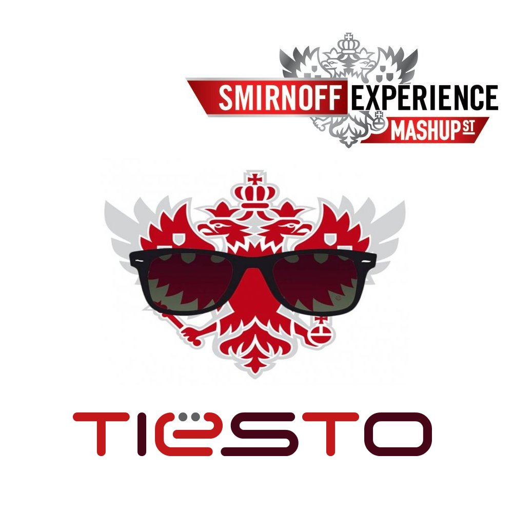 Download the liveset here: Tiesto Live at Smirnoff Experience, Johannesburg, South Africa, 15-05-2010