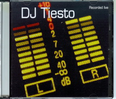 Dj Tiesto – Recorded Live (Promo)