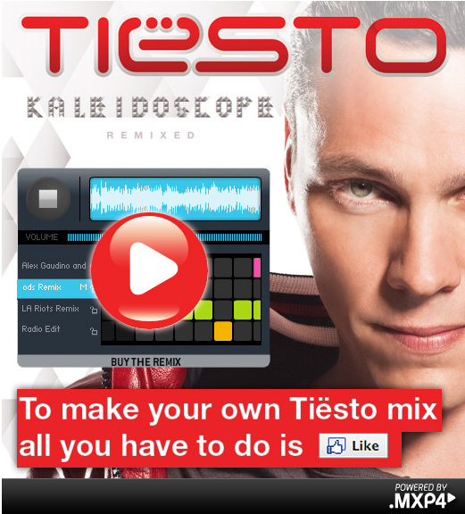 Make your own (Kaleidoscope Remixed) Remix!