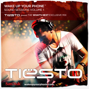 Best Buy interview with DJ Tiesto powered by SanDisk®