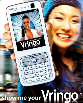 Vringo and Tiesto Announce Agreement to Distribute Video Ringtones