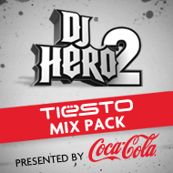 Tiesto Mix Pack announced by Coca Cola