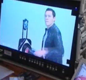 Behind the scenes: Recording Tiesto's Club Life on 3FM Promo