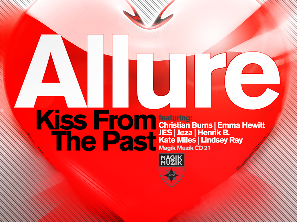 Exclusive Preview from the new Allure album – Kiss From The Past