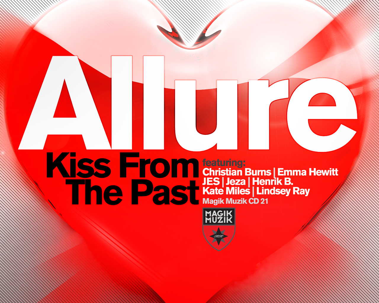 Tiesto – Allure – Kiss From The Past (2011) Limited Edition 3x Vinyl Pack