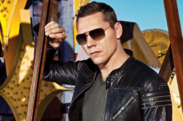 Tiesto: The Billboard Cover Story – Interview from Billboard.com