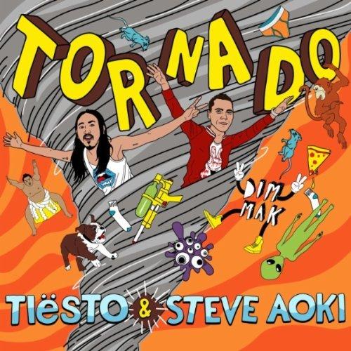Tiesto & Steve Aoki – Tornado