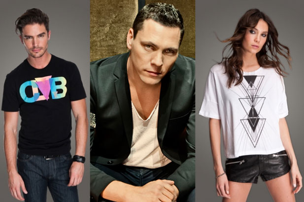 Tiesto Talks T-Shirt Line, Club Kid Fashion & 2012 Plans – Interview from Billboard.com