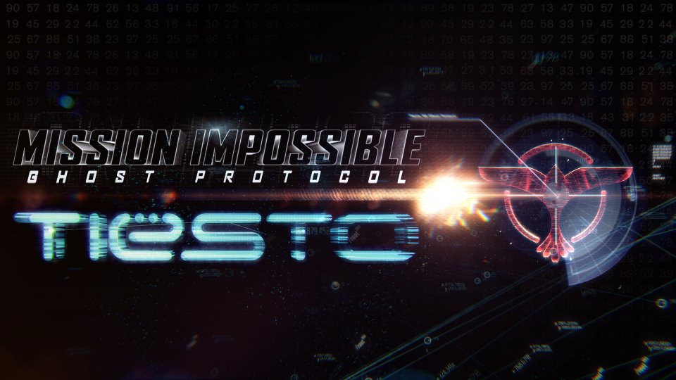 Mission Impossible Theme (Ghost Protocol) (Tiesto Remix)